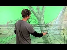 """one of the BEST tutorials on How to use perspective - Mural Joe explains """"Halves & Doubles"""" - YouTube"""