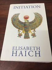 INITIATION Elisabeth Haich (Elizabeth) Egypt
