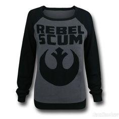 Star Wars Rebel Scum Women's Sweater