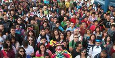 Flashmob Mexico.