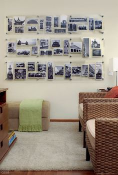 10 composições para dar um up na parede - Casa