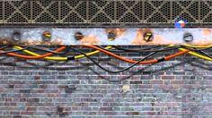 Acidentes de origem elétrica - Curso NR10 Engehall
