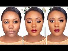 Neutral & Smokey Fall Makeup Tutorial I Get Ready With Me Talk Through Tutorial 2015 - YouTube