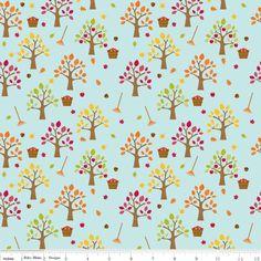FQ0078 Happy Harvest - Doodlebug Designs - Riley Blake