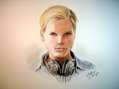 AVICII by Arion Anrich [©2012]