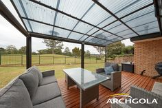 An Archgola Awning is like adding a new room to your home – for a fraction of the price. Custom made to your taste and budget, choose from our extensive range of awnings and customise your frame colours, roof shapes, and roofing tints to achieve the shade and shelter you're looking for. Call us now on 0508 272 446 for a FREE measure & quote.