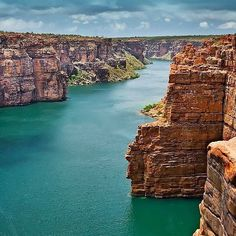 The Kimberly mountains in NT Australia.