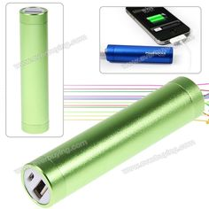 Gonna have to check this out! STOCKING STUFFER! $7.29! this would be perfect to have in your purse, for whenever you can't find an outlet and your phone is about to die, like shopping, etc. product, 729, idea, gift, outlets, christma, purses, stock stuffer, thing