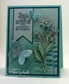 Stampin' Up! Butterfly Basics, Butterfly Thinlit