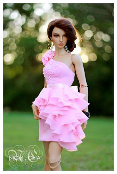 NiGel.ChiA a fashion design victim: The Pastel Wedding