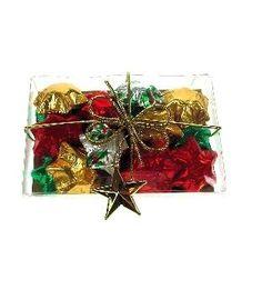A bulk box of 14 Christmas Pack Stars.