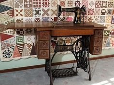 How to get an old sewing machine working