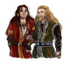 royalverse fili and kili by ~murr-ma-ing on deviantART