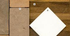 (1). Próprias para paredes internas, peças de 7,5 x 22,5 cm (a espessura é de 3 cm, metade da de um tijolo comum) nas versões avermelhada, t...