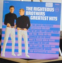 The Righteous Brothers Lp Greatest Hits Near Mint #ClassicRBContemporaryRBPopRB