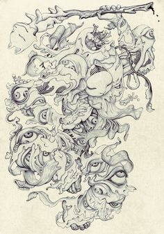 Dancer - james jean 2014