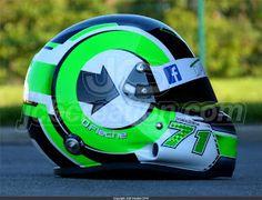 Racing Helmets, Motorcycle Helmets, Football Helmets, Helmet Design, Car Wrap, Bike Life, Garage, Hats, Paintings