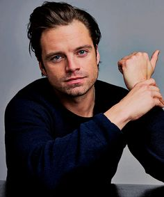 Sebastian Stan photographed by Matt Doyle for Backstage magazine.