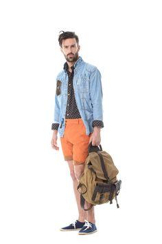 Spring Preview: Surfside Button Up, Williamsburg Work Shirt, Benson shorts