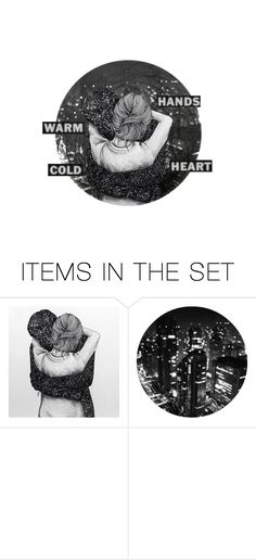 """warm hands - cold heart"" by shattered-tempest ❤ liked on Polyvore featuring art"