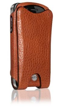 Pantera for iPhone 4S / 4 in Pecan Leather