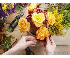 Senior Florists Required for Fleurology Flowers in Abu Dhabi
