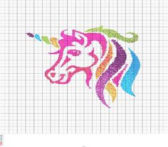 Knit Colorful Unicorn Head Chart, Intarsia Knitting Graph PDF Digital Download Files Fiber Art Designs for Crochet, Knitting, and Embroidery Patterns Embellish a pillow or sweater with this fun rainbow inspired unicorn. Perfect for a pillow, wall art, or blankets or sweaters. This design is worked across 200 stitches & 200 rows. A fun design perfect for all knit projects. You will receive 3 pdf files, and 1 SVG and 1 PNG file each can be easily printed or enlarged for easy viewing on your…