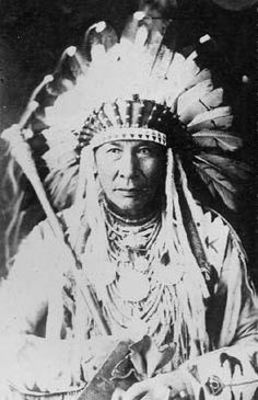 Duck Chief - Blackfoot - circa 1910