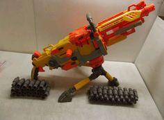 nerf machine gun belt