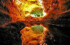 Cueva de los Verdes,Lanzarote