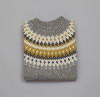 Vardegenser herre Grå Knit Crochet, Coin Purse, Wool, Knitting, Sweaters, Fashion, Stapler, Threading, Moda