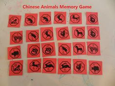 Chinese New year Preschool Activities- great for teaching children about a different culture and what holidays they celebrate