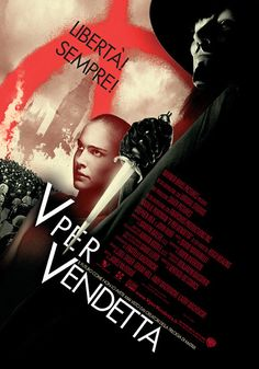 """V per Vendetta"" di James McTeigue (2005)"