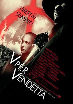 """""""V per Vendetta"""" di James McTeigue (2005)"""