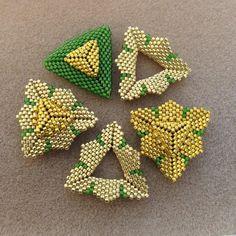 Геометрия из бисера. – 282 photos | VK