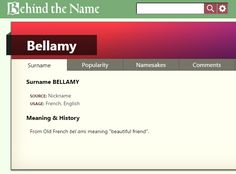 His name fits him perfectly ♥ #bellarke #bellamy #the100