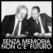Senza memoria non c'è futuro