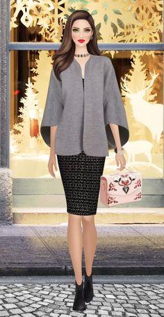 Covet Fashion || Holiday Display
