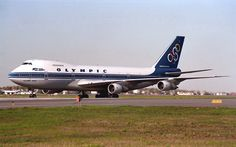 Olympic Airways B 747-212 (Olympic Spirit) [SX-OAC]