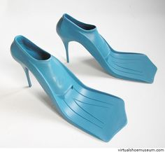Please describe for me an occasion where these should be worn.  Underwater prom, perhaps?
