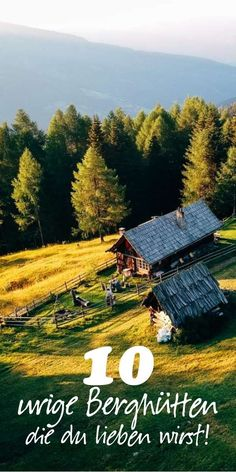 10 urige Berghütten in Österreich, Bayern & Italien WOW! Discover 10 mega cozy mountain huts in Austria, Italy & Germany. Hiking With Kids, Camping And Hiking, Camping Ideas, Reisen In Europa, Health Insurance Plans, Holiday Travel, Winter Holidays, Alps, Trekking