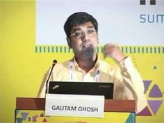 Social Recruiting  Gautam Ghosh, BraveNew Talent at the IndiaSocial Summit 2012