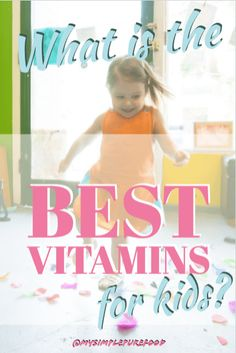 """Parents often asked, """"what's the best vitamins for the kids?"""" I wish I have a simple answer with a special multivitamin that I feel comfortable recommending to parents. This is what I highly recommend. Best Multivitamin, Good Parenting Quotes, Parenting Hacks, Organic Nuts, Organic Oil, Best Vitamins For Kids, Best Fish Oil, American Diet"""