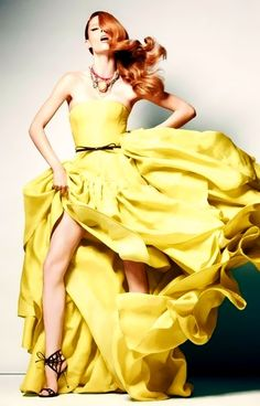 bemyguestdesign: Coco Rocha for The Room Spring...