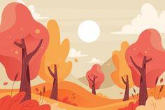 Triangle Background, Leaf Background, Paint Background, Autumn Illustration, Graphic Design Illustration, Free Vector Backgrounds, Vector Free, Autumn Leaves Background, Futuristic Background
