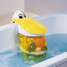 Bath time pelican play pouch - for Baby and Toddlers, Nursery Furniture, Baby Clothes, Pushchairs and Prams.