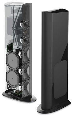 GoldenEar Technology Triton Reference Loudspeaker Review Page 2 | Sound & Vision Audiophile Speakers, Hifi Audio, Audio Speakers, Subwoofer Box Design, Speaker Box Design, Home Theater Speaker System, High End Speakers, Audio Design, Dj Equipment