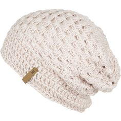 Agatha Beanie (34 CAD) ❤ liked on Polyvore featuring accessories b43278280ddb