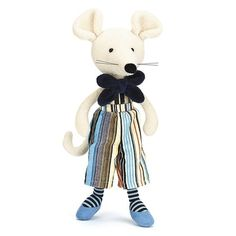 Jellycat -Mr Monty Mouse