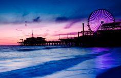 Santa Monica Pier<3